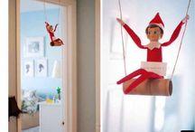 Elf on the shelf / by brittneySPEWS