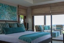 ***blue sypialnia