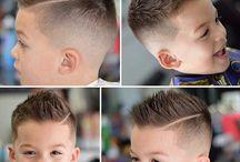 fryzury dla chłopców