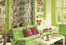 Vintage Interiors / by yvonne reid