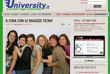 On... University.it / The Italian University students have a portal and thought the GGD story might be of interest for their audience (especially for girls). That's why I agreed on being interviewed. Read the complete interview here: http://www.university.it/default.aspx?c=659&a=22803&tag=Geek-girls