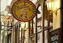 Restaurants parisiens