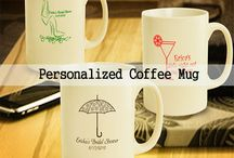 Personalized Coffee Mug / We will bring new collection of personalized, printed, engraved coffee mug for everyone and every occasion.