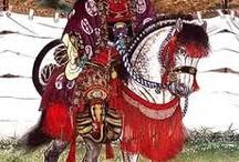 Tokugawa Ieyasu / Shogun  / by Kevin Vyse Peacock