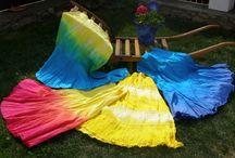 sukně batika