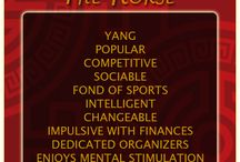 Horse as Chinese Zodiac