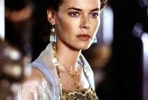 "Connie Nielsen / I like her very much in ""Gladiator""."