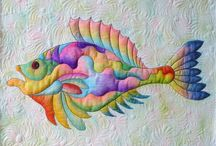 Fish Quilts / by Patricia Belyea