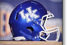 Kentucky Wildcats / by Game Day Belles