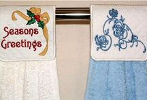 Towels & Blankets Embroidery Designs