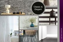 Interior Showcases / Showcasing our varies collection in themes