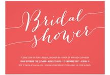 Bridal Shower!  / For friends or myself!  / by Marlaina Forbes