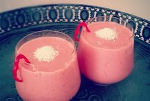 Recepten smoothies en drankjes