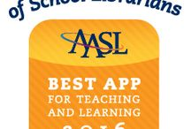 2016 AASL Best Apps for Teaching & Learning / by AASL