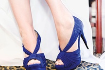 Sexy Shoes / When you pull up your skirt for the garter toss you should have on some killer heels!