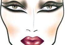 Make-Up / by Lizzette Vidal-Alicea