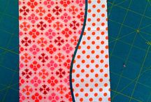 Curved piecing / by Victoria Mansfield