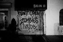 zombies / by Alita Petras