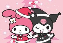 my melody and kuromi ❤
