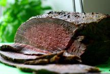 Stegning af kød