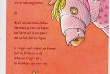 Juffie aan de slag...kinderboekenweek