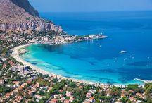 Dovolená Sicílie