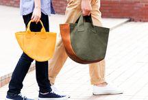 メイドインジャパンのバッグ