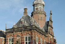 Bekende huizen in Nederland