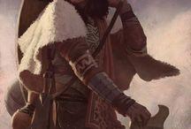 Concept art - Fantasy Character
