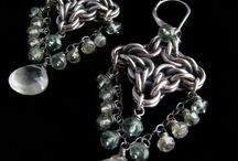 Chain maille [earring]