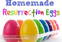 Easter Crafts and Recipes / Recipes and crafts for Easter.