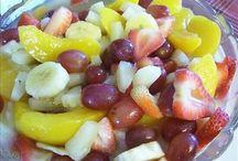 salads / by Nikki Sanderfoot