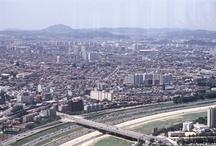1993년 63빌딩에서 본 영등포