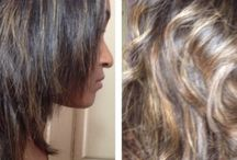 Clareamento cabelo