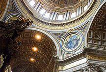 Igrejas e Basílicas