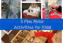 Children's Fine Motor / by Kimberly McCoy