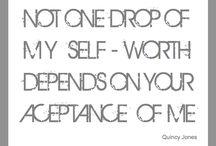 nice quotes / by Maria Castellanos