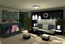 MY INTERIORS / My design of interiors