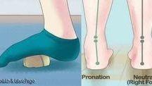 Exercícios para os pés