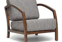 modern scandinavian chair