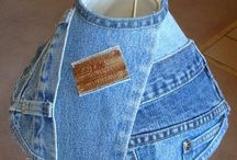 CRAFTS - JEANS Jeans jeans / by Diane