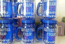 Samantha Chase Swag / Fun items for giveaways and for fun