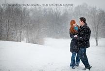 Winter photography / by Morgan Gerber