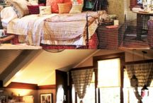 Interior inspiration from TV shows, films...
