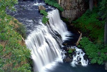 McCloud Area Waterfalls