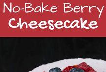 Summer no bake baking