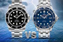 Luxury Watch Comparisons