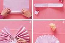 diy party decorations / by Alisha Wright