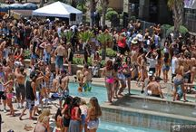 Star Pass Pool Party / Pool Party at Campus Crossings at Star Pass