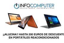 Lenovo Yoga / Si estás buscando portatiles Lenovo o Lenovo Yoga, en Infocomputer tenemos los mejores precios del mercado.
